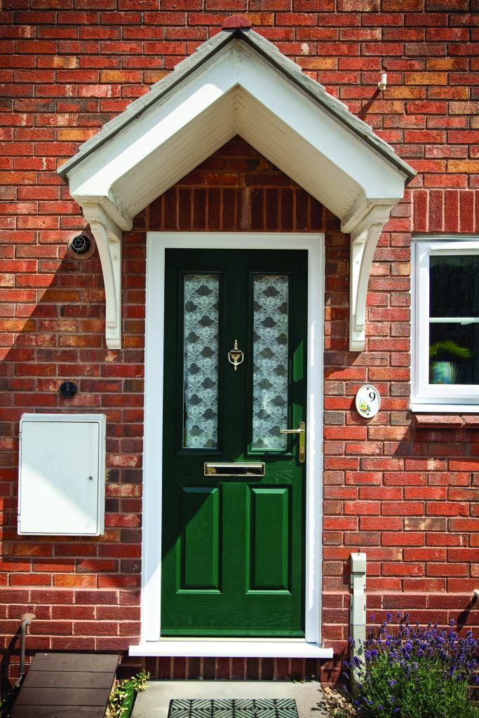 Doors Supplied and fitted by County Windows